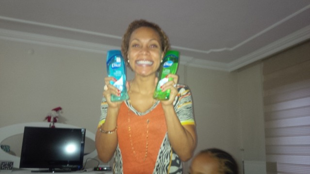 Who gets this excited over body wash? Me!